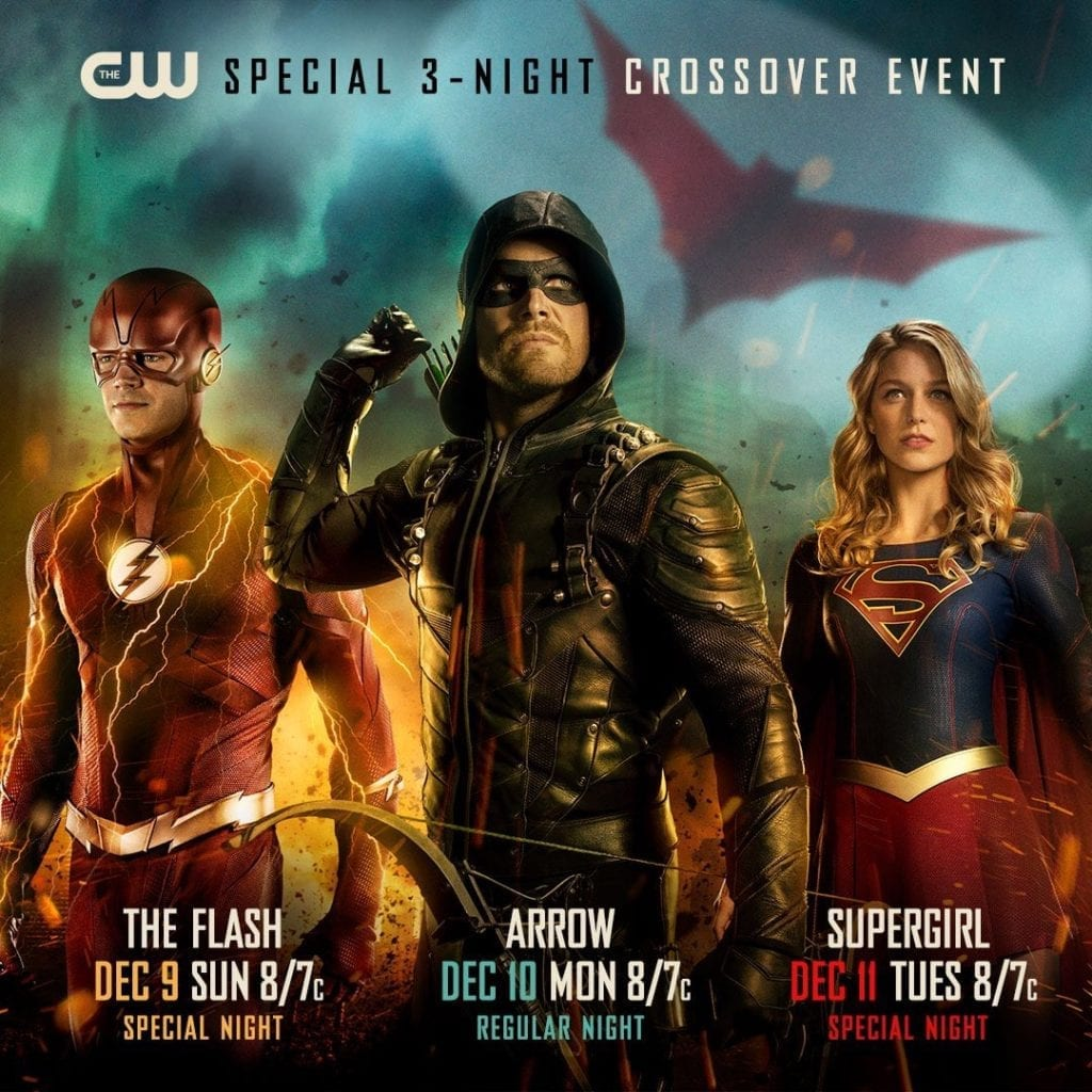 arrowverse batwoman crossover event