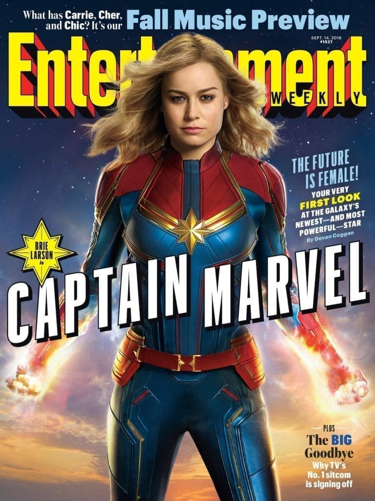 EW Captain Marvel 1